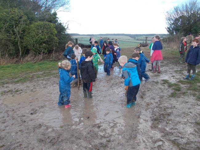 Winter Welly Walk