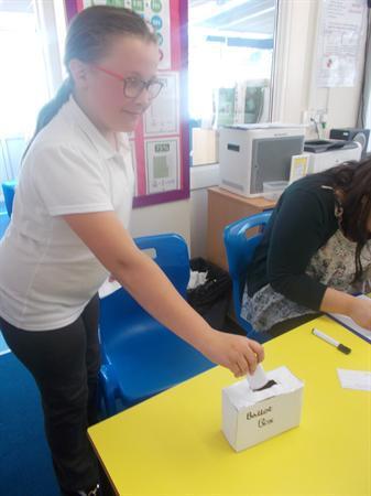 British Values - Democracy - Voting