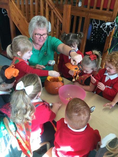Investigating pumpkins