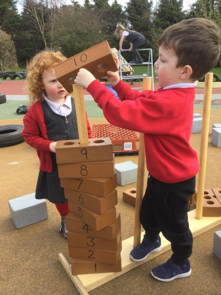 Building and ordering