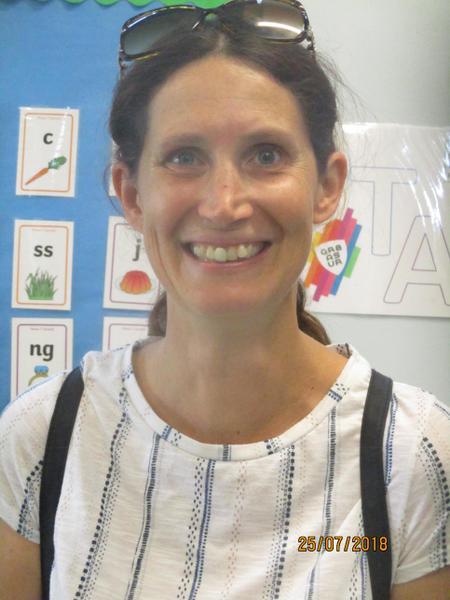 Mrs Jackson - TA / Class Teacher
