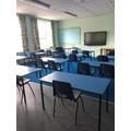 New Badger Classroom