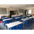 New Kingfisher Classroom