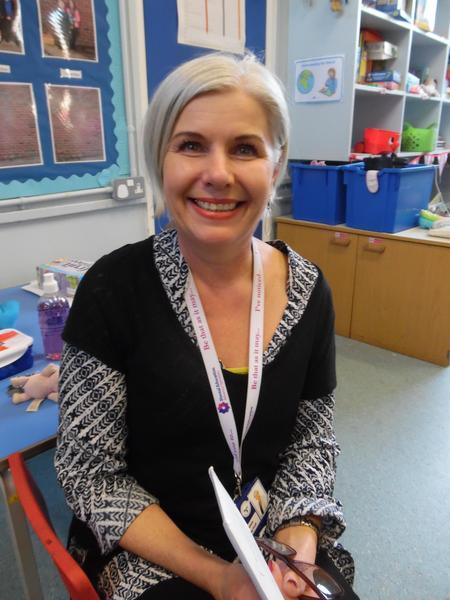 Mrs Nelson - Class Teacher