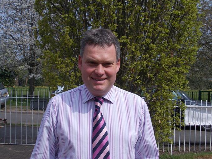 Jonathan Newman-Headteacher