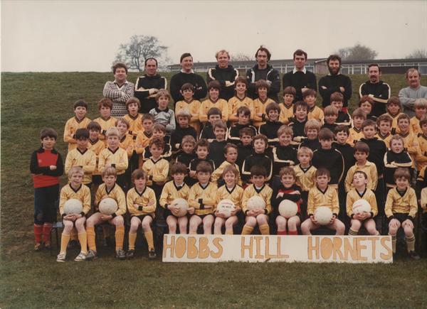 Hemel Hornets 1985