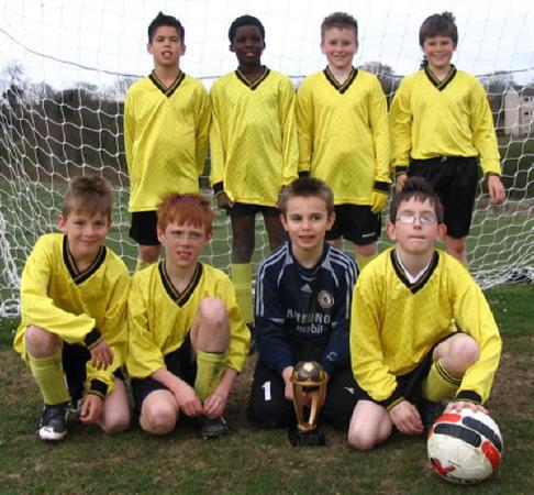 2008 Dacorum Boys' 7 a-side Football League