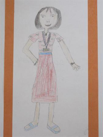 Miss Scott by Spriha S