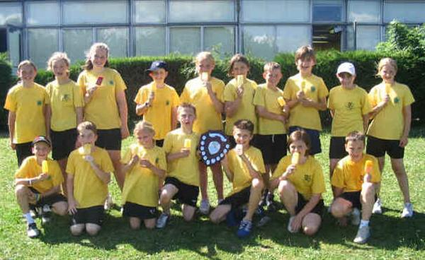 2005 PHLaG Athletics Winners