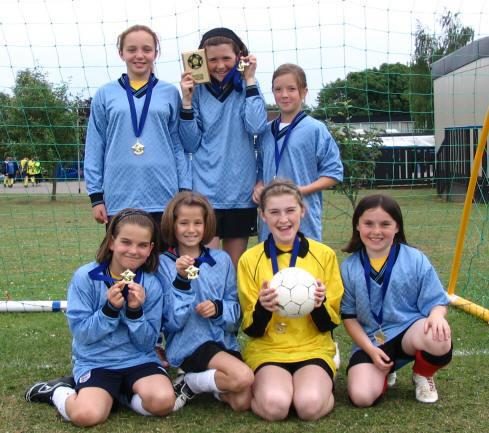 2009 PHLaG 5-a-side football winners