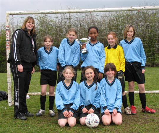 2007 Girls' 7-a-side Football League