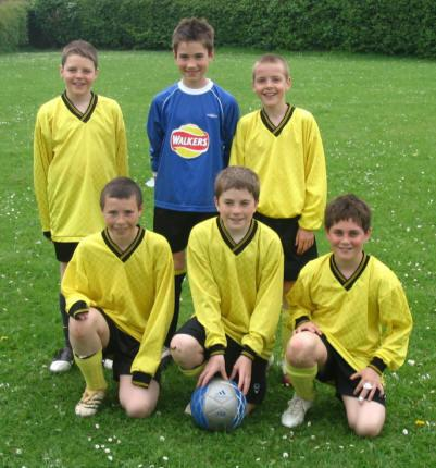 2006 PHLaG 5-a-side football winners
