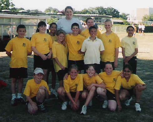 2003 Rounders winners