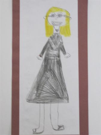 Mrs Green by Fatima M