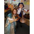 Tudor musicians!