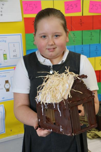 We are all really proud of our Viking Houses