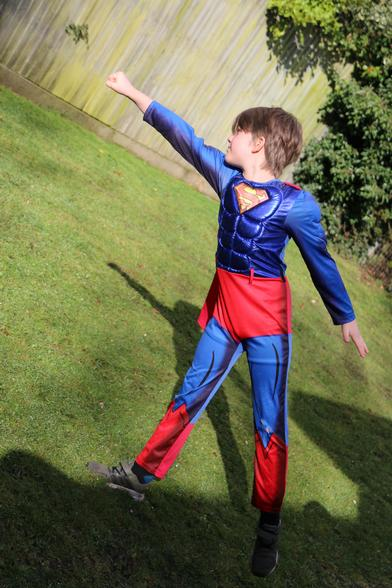 Our very own super hero!