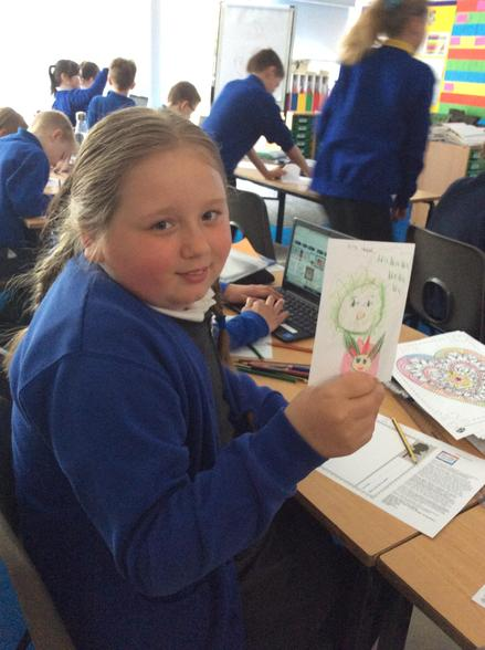 In PSHE we have been learning about relationships and how to deal with jealousy.