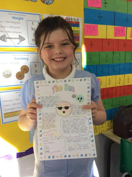 Did you know we are 3 planets away from the sun in our solar system?
