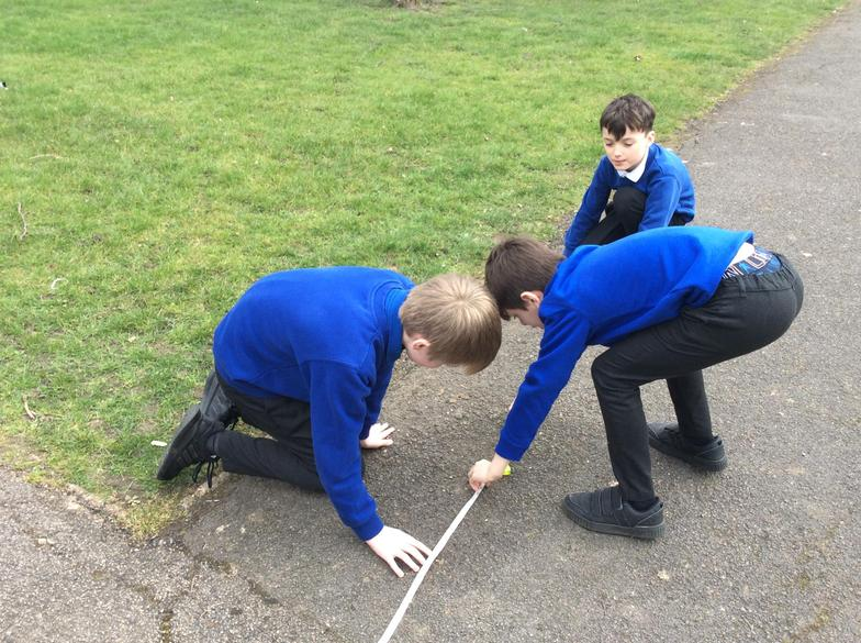 In Science this week we continued to investigate the effects of friction...