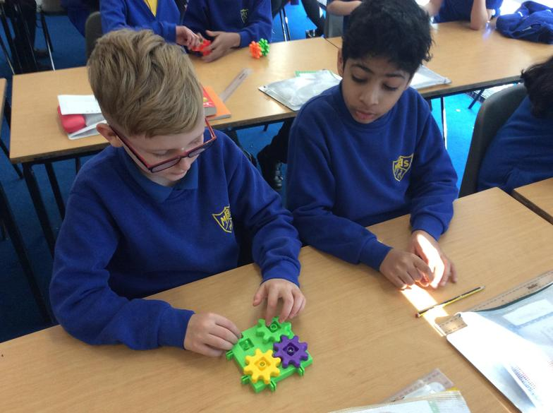 Can you create a gear?