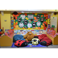 KS1 Reading Area
