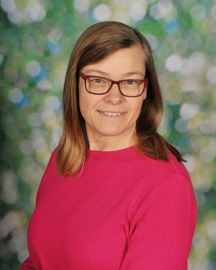 Mrs Povall, Assistant Headteacher (Y5 & Y6)
