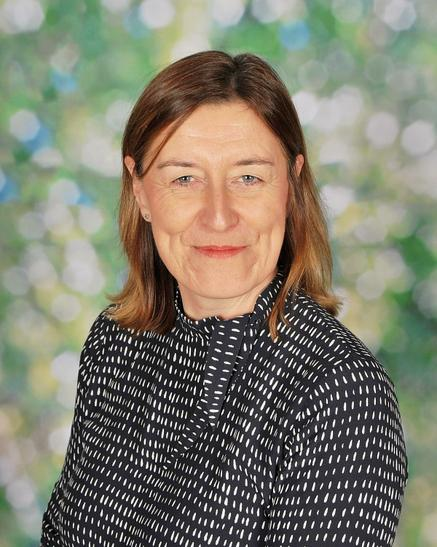 Miss Lucas, Headteacher