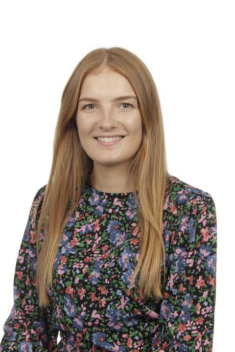 Miss Thurston, Year 2 Class teacher