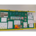 Year 1 Classroom Display