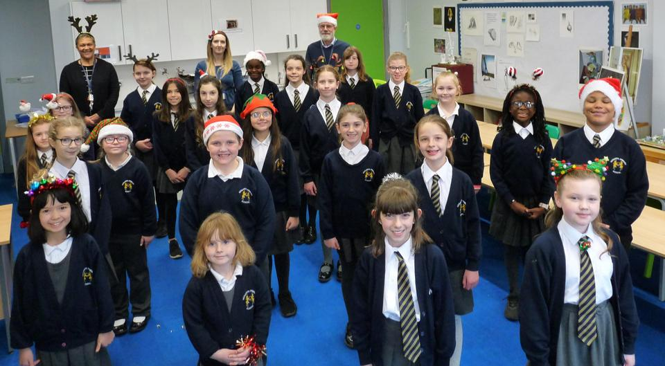 Children will be in the Wednesday 16th December!