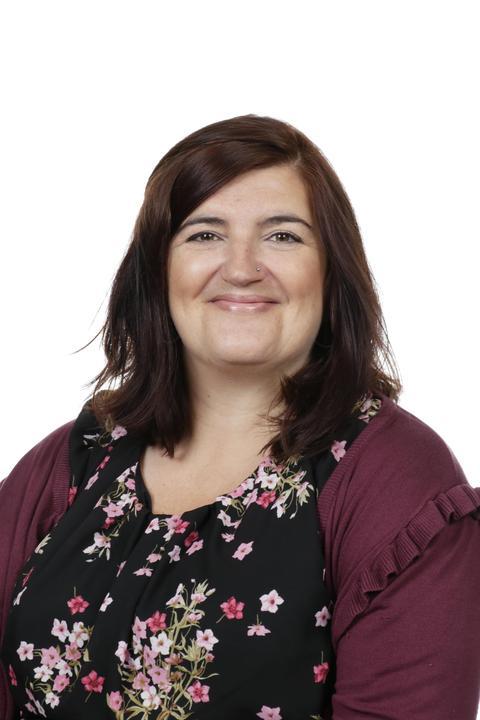 Mrs McIntosh, Year R Class teacher (EYFS & Lower School Leader)