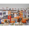 Year 6 Classroom Display