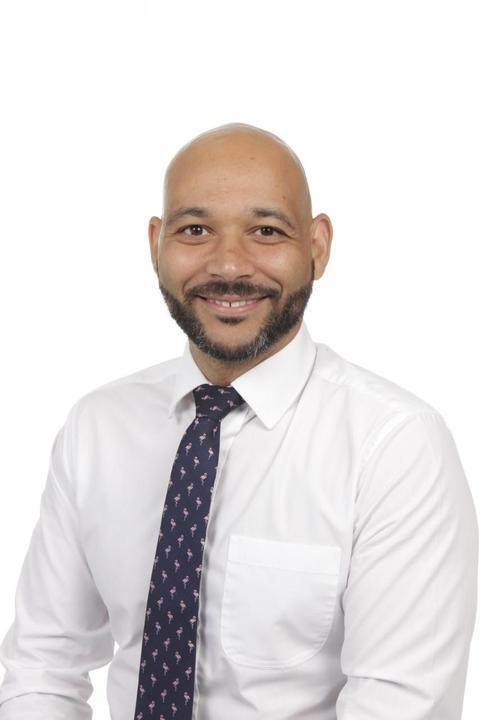 Mr R Wade (Deputy Headteacher)