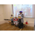 Winners of World Book Day costumes 2017