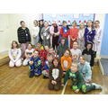 PJ and Onesie day - February 2017