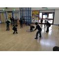 Hula hooping challenge