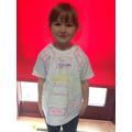 Julia Donaldson inspired t-shirt