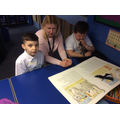 Sharing books with Cherry class
