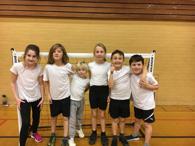 Y3/4 Handball Team-Monday 26th November 2018
