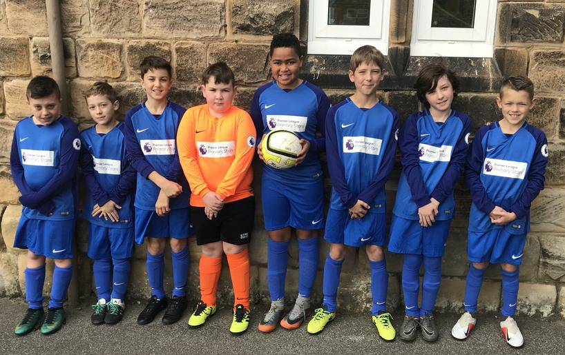 Year 5/6 Five a Side-Wednesday 14th November 2018