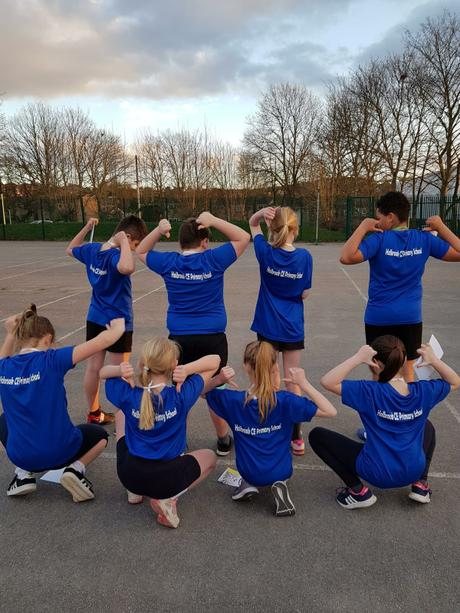 Y5/6 Netball-WINNERS Tuesday 26th March 2019