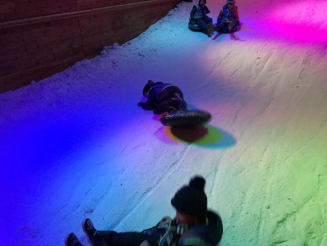 KS1 @ The Snowdome.