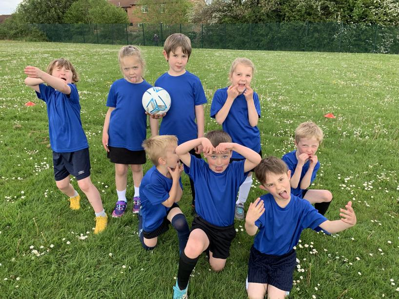 Key Stage 1 Football-Monday 20th May 2019