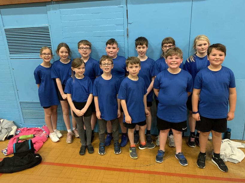 Y3-6 Dodgeball-Wednesday 11th December 2019
