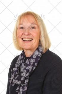 Mrs Martin - Teaching Assistant (Class 3)