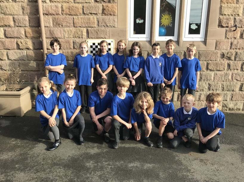 Y3-6 X-Country Team-Wednesday 3rd April 2019