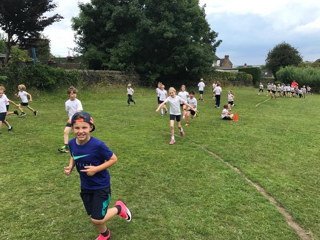 Running for Grenfell