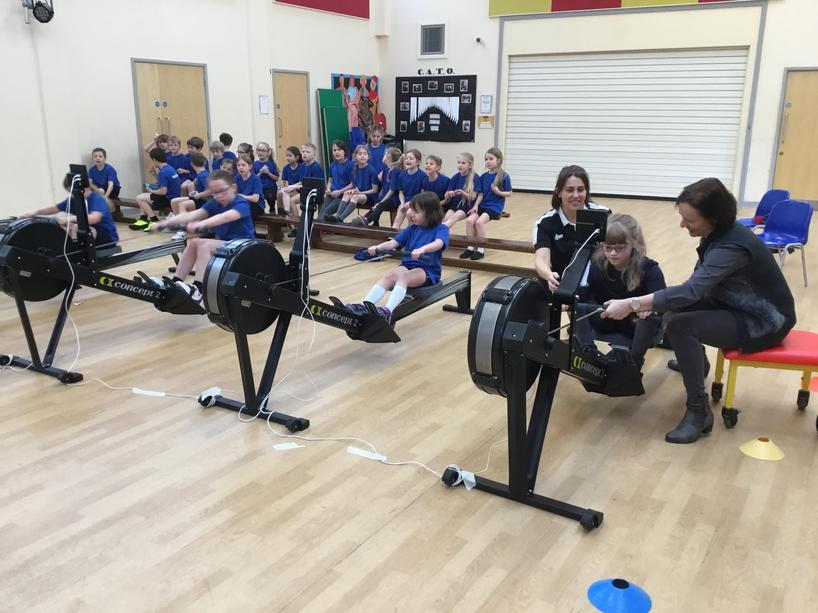 Rowing-Friday 24th January 2020