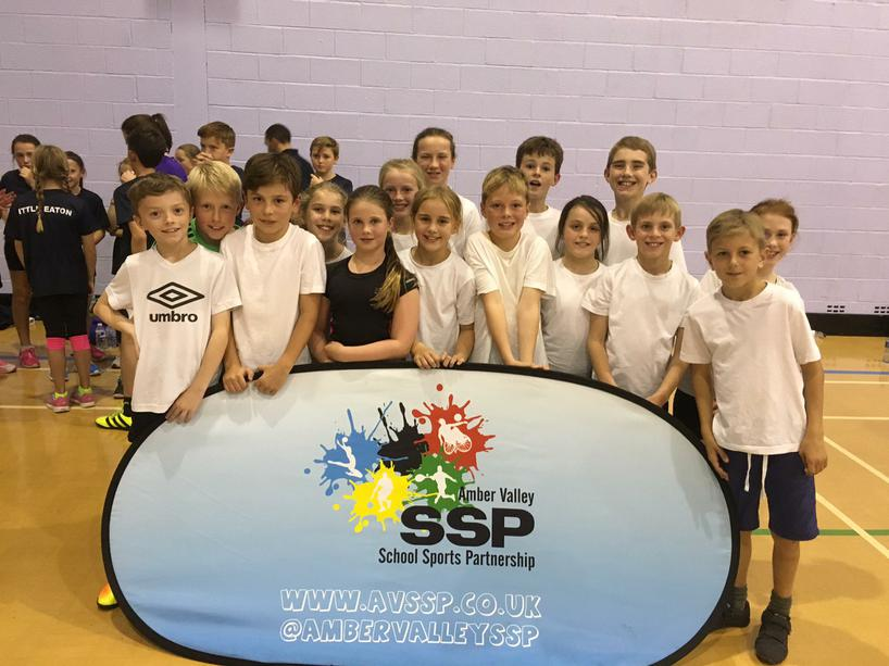 Sports Hall Athletics 2016